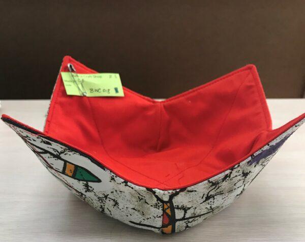 Bowl Cozy - Abstract Design 2