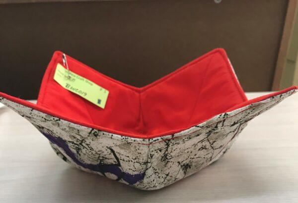 Bowl Cozy - Abstract Design 3