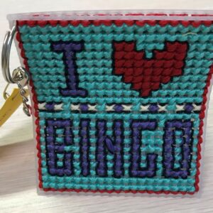 Bingo Key Chain
